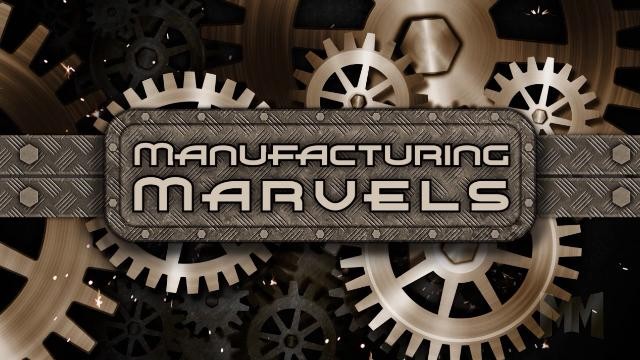 "Country Maid was showcased on ""Manufacturing Marvels®"""
