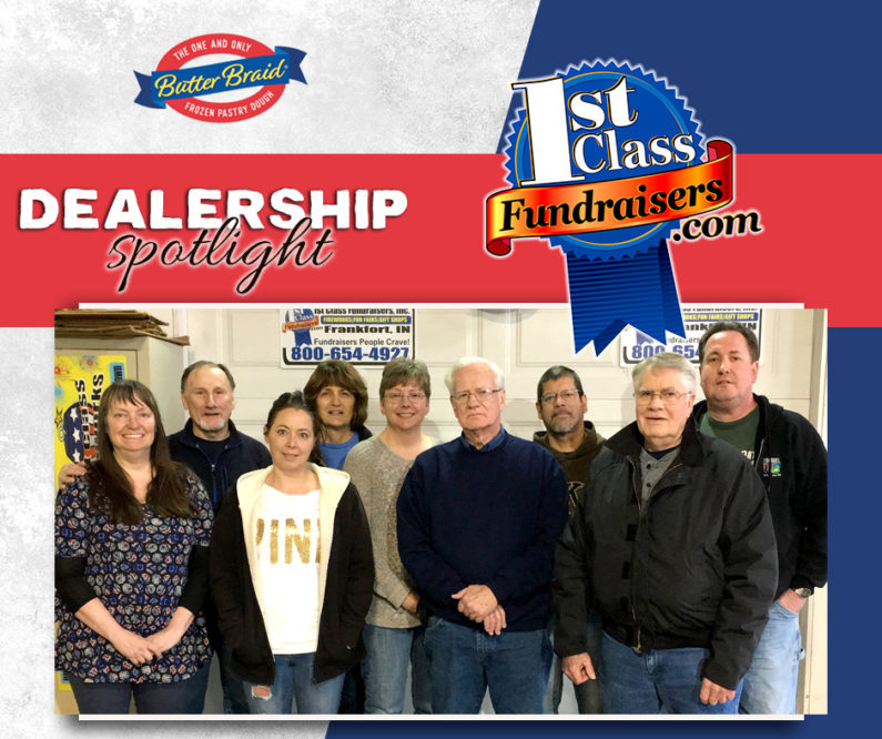 Dealership Spotlight: 1st Class Fundraisers