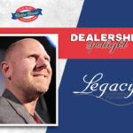 Legacy Fundraising Partners Dealership Spotlight - picture of owner Tim Bell and company logo