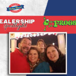 Fund Raising Opportunities for Group Success - family picture and logo