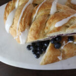 Picture of Blueberry Cream Cheese Pastry from Queen of the Land Twigs N Berries